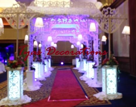Jasa Dekorasi Pelaminan Terbaik di Lengkong Gudang Timur Tangerang Selatan