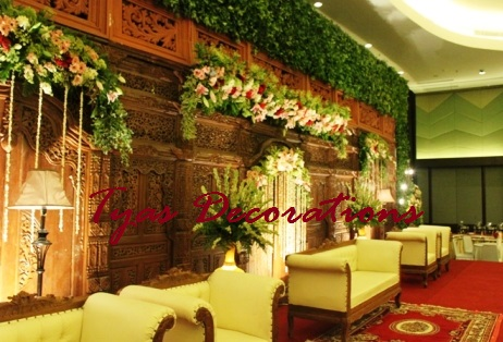 Jasa Wedding Decoration di Tarikolot Kabupaten Bogor